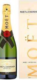 Шампанское белое сухое «Moet & Chandon Brut Imperial»