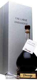 Арманьяк «Une Larme d'Armagnac» в подарочной упаковке