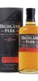 Виски шотландский «Highland Park 18 Years Old»