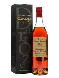 Арманьяк «Bas-Armagnac Domaine de Couzard-Lassalle Vintage» 1986 г. в подарочной упаковке