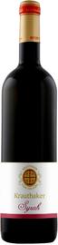 Вино красное сухое «Krauthaker Syrah» 2011 г.