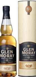 Виски шотландский «Glen Moray 12 Years» в подарочной упаковке
