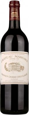 Вино красное сухое «Chateau Margaux» 1989 г.