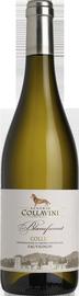 Вино белое сухое «Eugenio Collavini Blanc Fumat Sauvignon» 2013 г.