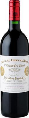 Вино красное сухое «Chateau Cheval Blanc» 2007 г.