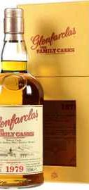 Виски шотландский «GLENFARCLAS 1979 Family Casks»