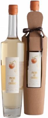 Ликер «Lheraud Liqueur au Cognac Peche»