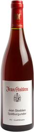 Вино красное полусухое «Jean Stodden Spatburgunder» 2010 г.