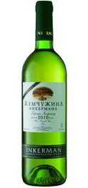 Вино белое сухое «Инкерман Жемчужина»