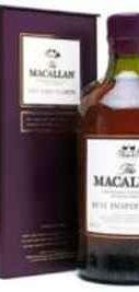Виски шотландский «Macallan E.Ervitt» в подарочной упаковке