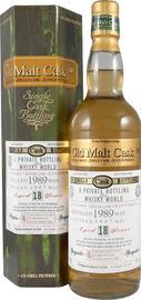 Виски шотландский «Macallan 1989»