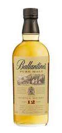 Виски шотландский «Ballantines Pure Malt Aged 12 years»