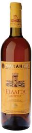Вино белое сладкое «Массандра Эталита Десертная»