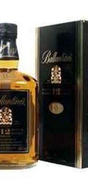 Виски шотландский «Ballantine`s Gold Seal»