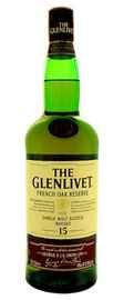 Виски шотландский «The Glenlivet 15 years»