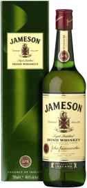 Виски ирландский «Jameson» + набор для бара