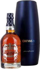 Виски шотландский «Chivas Regal 18 years old Pininfarina» в подарочной упаковке