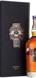 Виски шотландский «Chivas Regal 25 years old» в подарочной упаковке