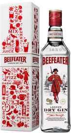Джин «Beefeater» в подарочной упаковке