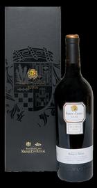 Вино красное сухое «Marques de Riscal Baron de Chirel Reserva» 2006 г., в подарочной упаковке