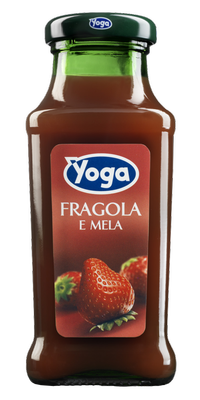Сок «Yoga Fragola, 0.2 л»