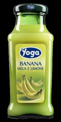 Сок «Yoga Banana, 0.2 л»