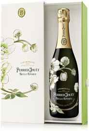 Шампанское белое брют «Belle Epoque Brut» в подарочной упаковке