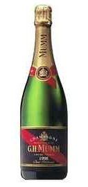 Шампанское белое брют «Mumm Cordon Millesime»
