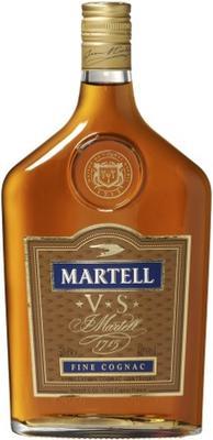 Коньяк «Martell VS, 0.5 л» фляжка