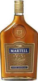 Коньяк «Martell VS» фляжка