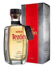 Текила «Olmeca Tezon Anejo» в подарочной упаковке