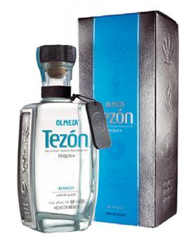 Текила «Olmeca Tezon Blanco» в подарочной упаковке