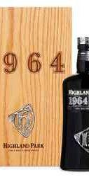 Виски шотландский «Highland Park 1964»