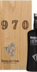 Виски шотландский «Highland Park 1970»