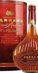 Арманьяк «Armagnac Janneau Napoleon» в металической коробке