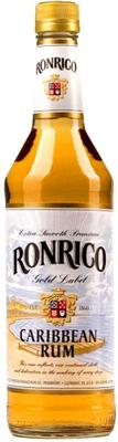 Ром «Ronrico Gold Label, 1 л»