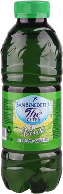 Чайный напиток «San Benedetto Green Ice Tea»