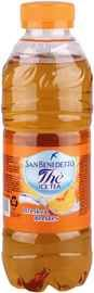 Чайный напиток «San Benedetto Peach Flavour Ice Tea»