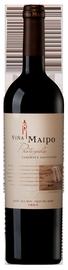 Вино красное сухое «Vina Maipo Cabernet Sauvignon Protegido» 2009 г.