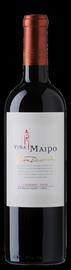 Вино красное сухое «Vina Maipo Gran Devocion Carmenere/Syrah» 2010 г.
