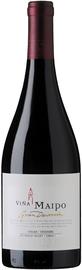 Вино красное сухое «Vina Maipo Gran Devocion Syrah/Viogner» 2011 г.