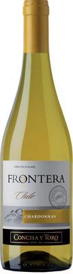 Вино белое сухое «Frontera Chardonnay»