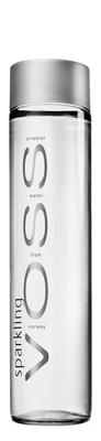 Вода «Voss Sparkling, 0.8 л»