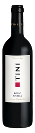 Вино красное сухое «Caviro Tini Rosso Sicillia»