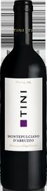 Вино красное сухое «Caviro TINI Montepulciano d'Abruzzo» 2013 г.
