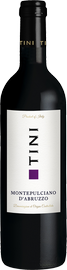 Вино красное сухое «Caviro TINI Montepulciano d'Abruzzo» 2012 г.