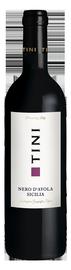 Вино красное сухое «Caviro Tini Nero D'Avola Sicilia» 2012 г.