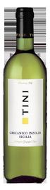 Вино белое сухое «Caviro Tini Grecanico Inzolia Sicilia»