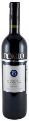 Вино красное сухое «Caviro Romio Sangiovese di Romagna Superiore» 2008 г.