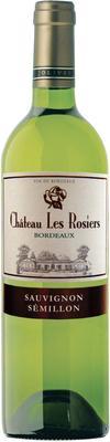 Вино белое сухое «Chateau Les Rosiers» 2012 г.